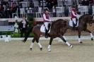 28/12/12 Mieke Dries & Fantast v/d Kempenhoeve op Jumping Mechelen